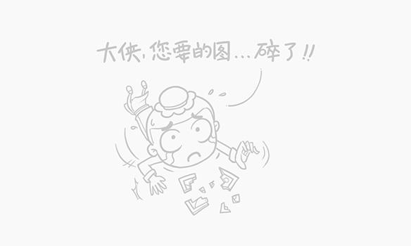 阿笨与阿劲可爱卡通高清桌面壁纸