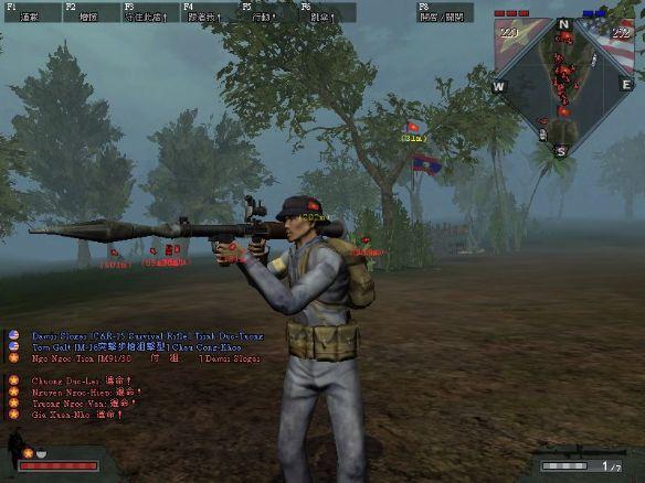 《战地:越南》中文版截图