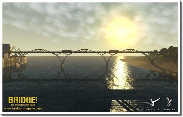 《桥梁建设》截图