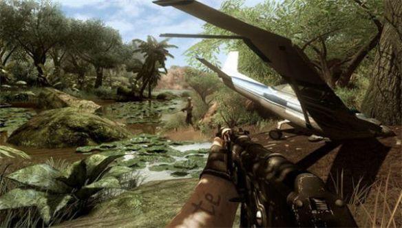 《孤岛惊魂2:命运扩展版》游戏截图