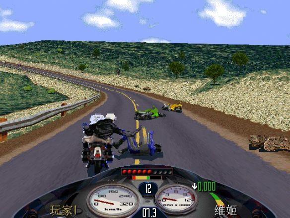 暴力摩托下载 暴力摩托 2002汉化正式版下载