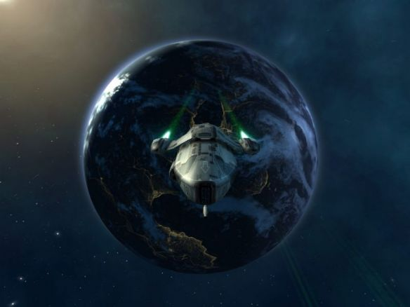 星际之狼3内战