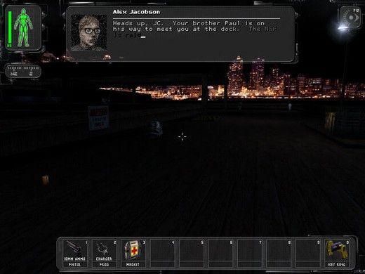 《杀出重围:年度游戏版》游戏截图