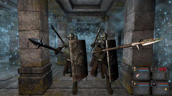 《魔岩山传说》游戏截图