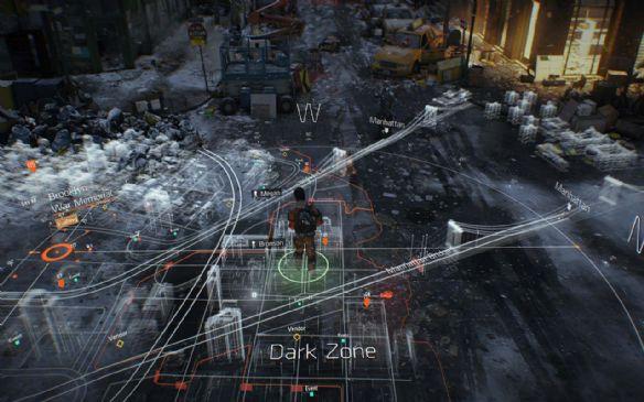 《汤姆克兰西:全境封锁》生存模式玩法解说视频攻略