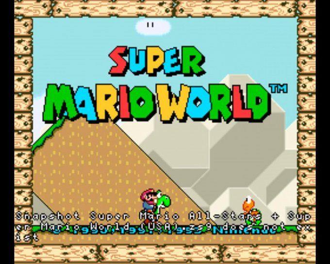 超級馬里奧25周年紀念版