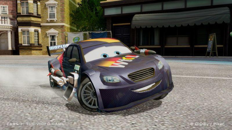 汽车总动员2