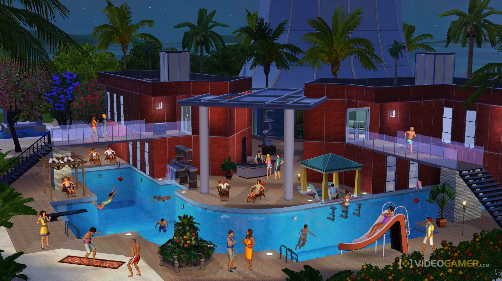 3 3 for Pool design sims 3