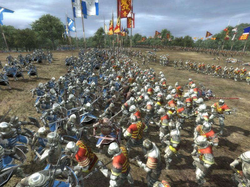 Screenshot 2 of Medieval II Total War Kingdoms Russian, Polish and