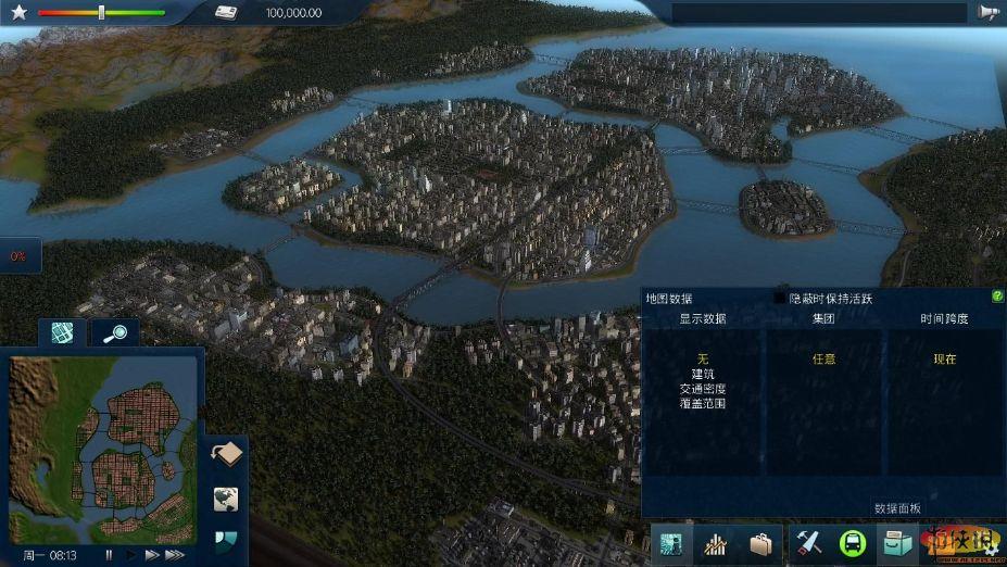 《都市运输2》游戏中文截图