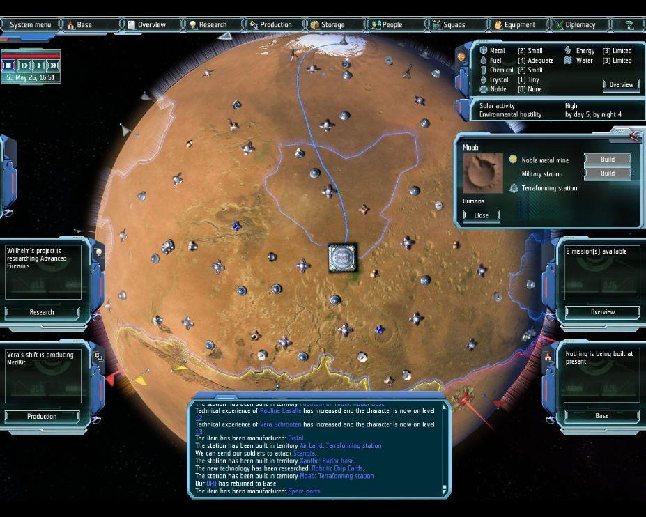 Ufo: aftershock, pc digital, 1c publishing (img publishing ltd)