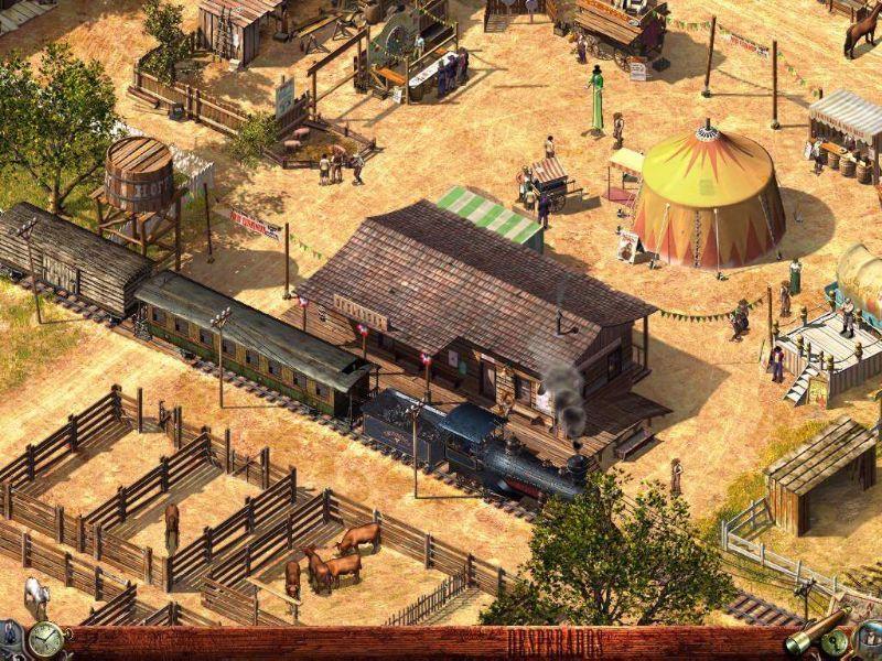 《赏金奇兵》游戏截图