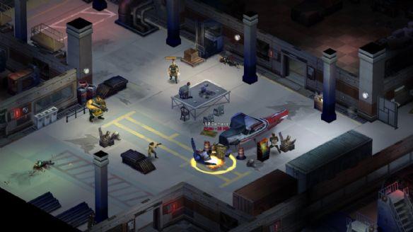 《暗影狂奔:归来》游戏截图