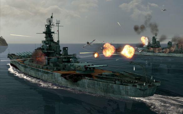 中途岛战役之血战太平洋