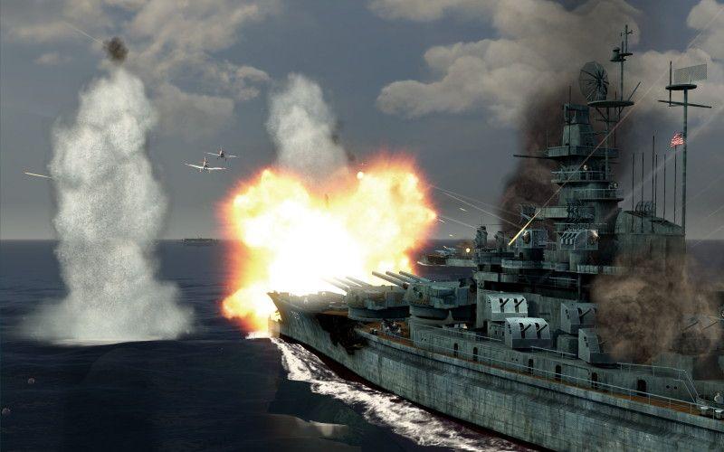 《中途岛战役之血战太平洋》游戏截图