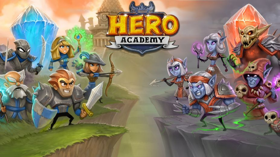 《英雄学院》游戏截图