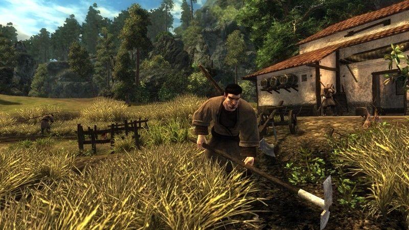 《崛起》游戏截图