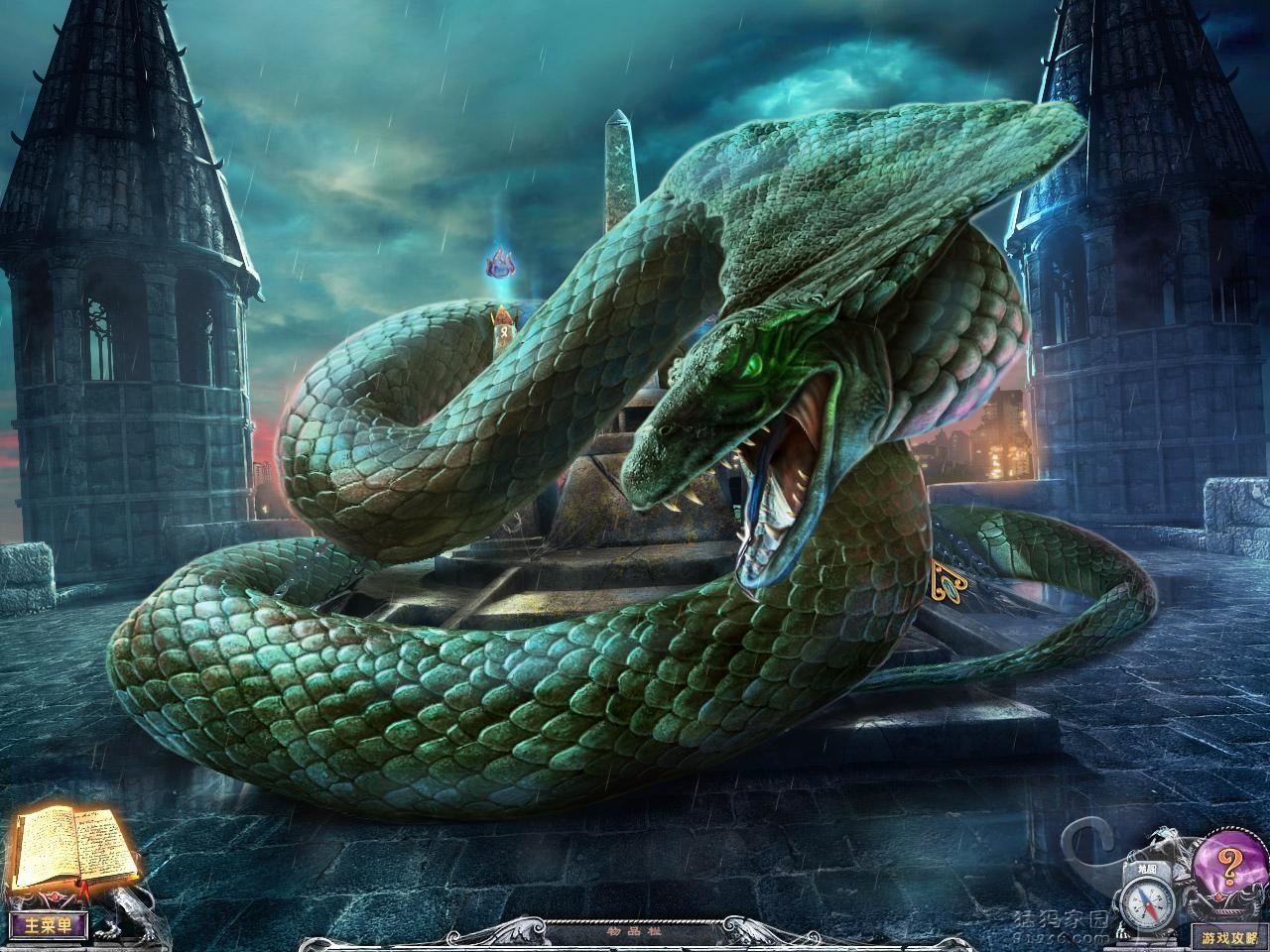 《千户之屋3:巨蛇烈焰》免安装中文绿色版