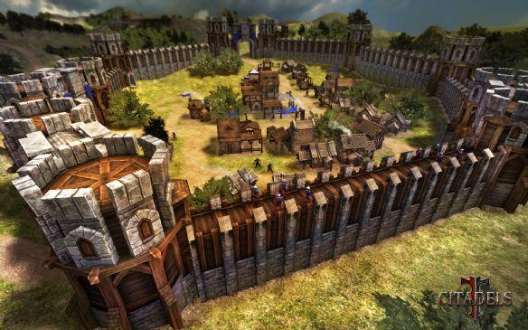 《城堡Citadels》游戏截图