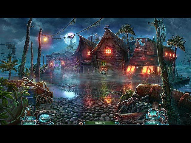 《深海噩梦2:海妖的呼唤》游戏截图