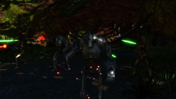 《体感星球大战》游戏截图