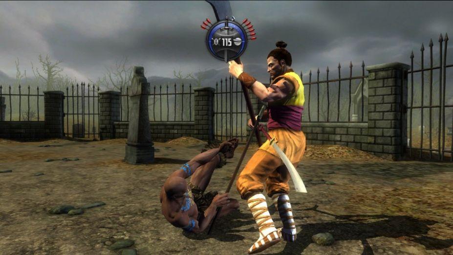 《致命武士:古代战争》游戏截图