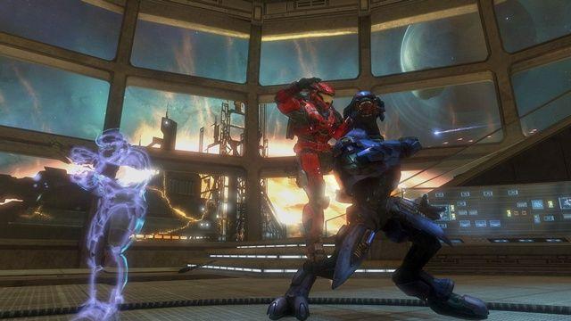 《光環:致遠星》游戲截圖