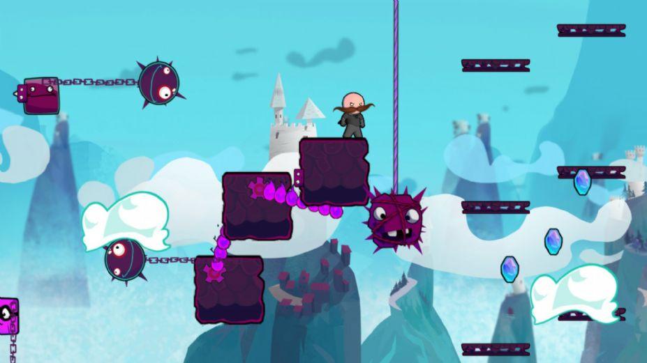 《云端王国》游戏截图