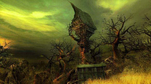 《恶魔城:暗影之王终极版》游戏截图