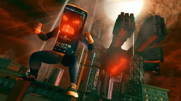 《黑道圣徒3》游戏截图