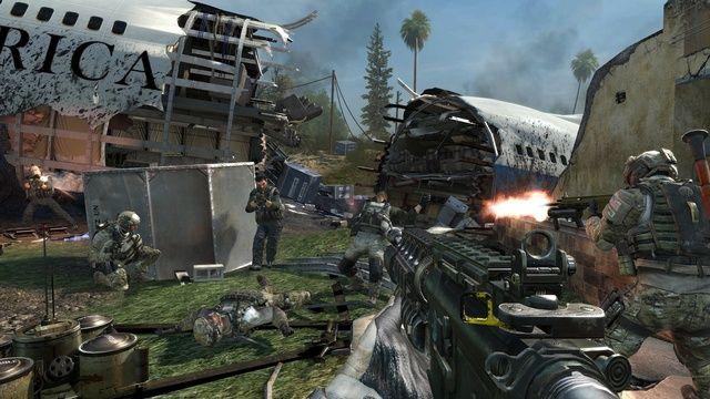《使命召唤8现代战争3》游戏截图