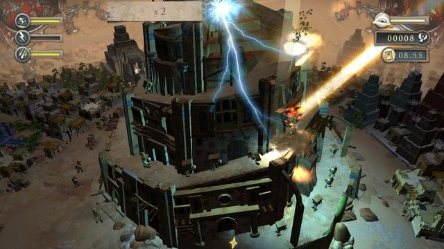 《通天塔崛起》游戲截圖