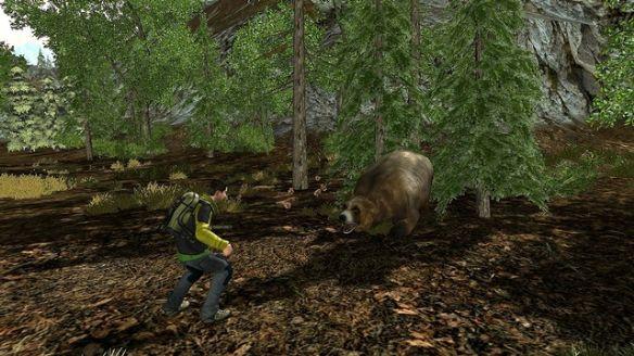 《荒野求生》游戏截图