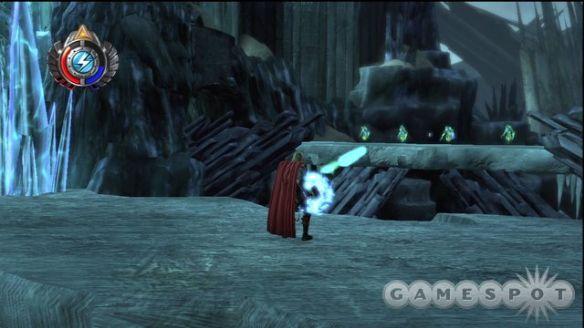 《雷神托尔》游戏截图