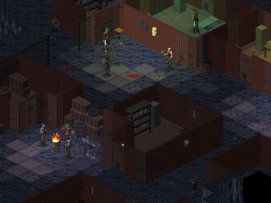 《轨道之下》游戏截图