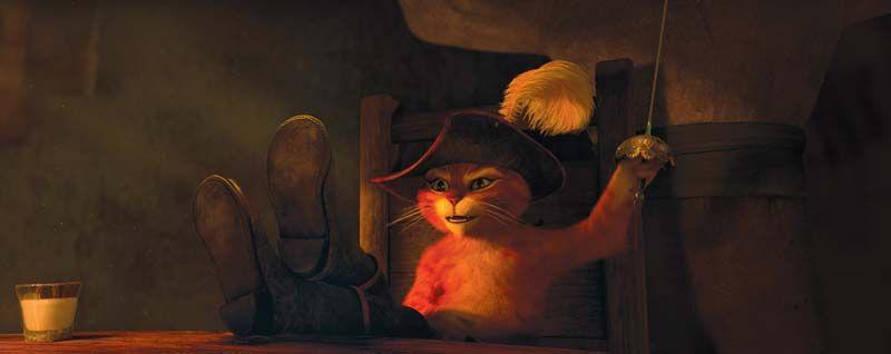 《穿靴子的猫》游戏截图