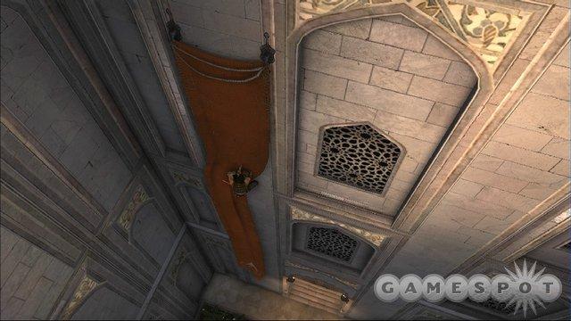 《波斯王子:遗忘之沙》游戏截图