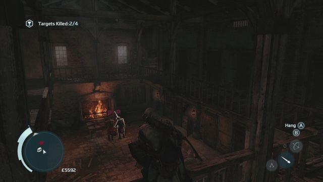 《刺客信条3》游戏截图
