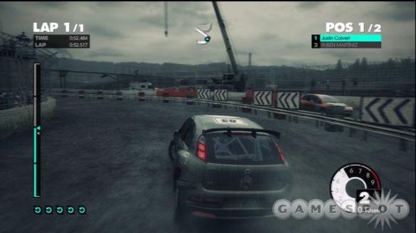《尘埃3》游戏截图