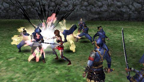 《战国无双3特别版》游戏截图