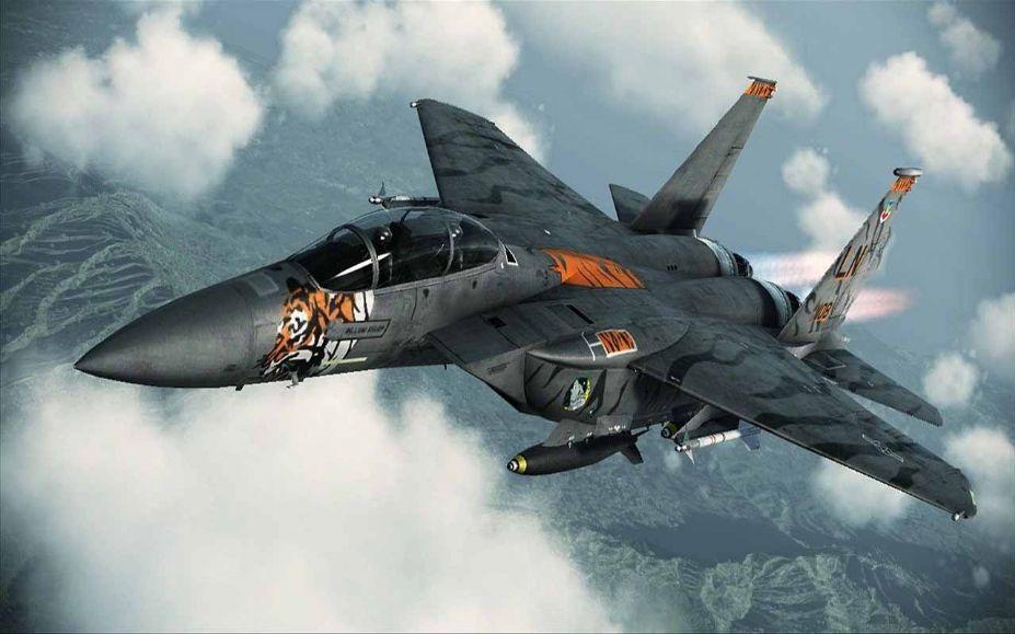 《皇牌空战:无限》游戏壁纸【第二辑】