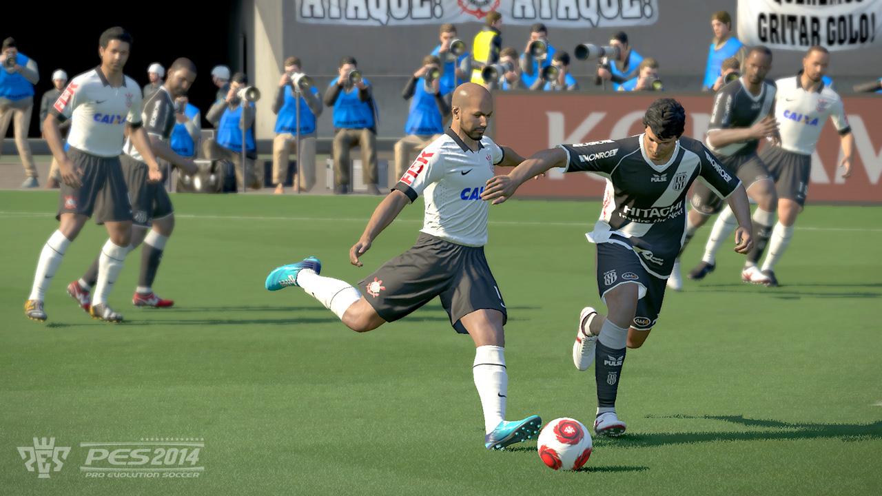 Pro Evolution Soccer 2015 - скачать бесплатно торрент