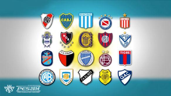《实况足球2014》游戏截图-4