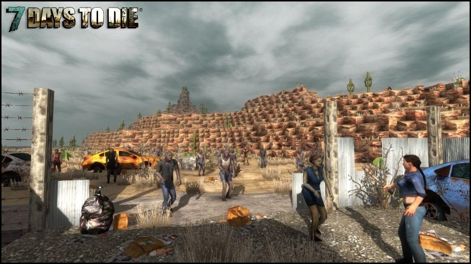 《七日而亡》游戏截图-1