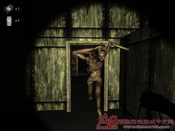 《黑水镇的诅咒 》游戏中文截图(1)