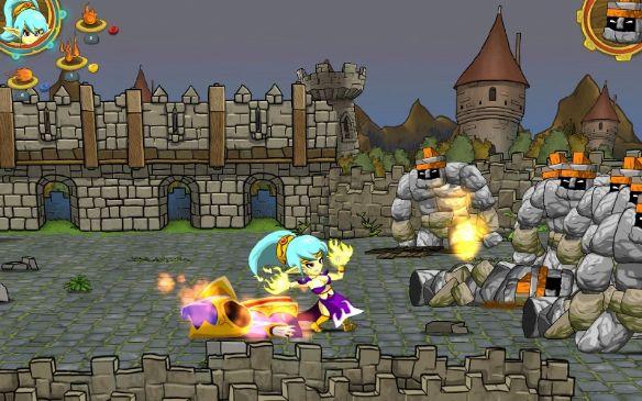 《纵火与掠夺》游戏截图