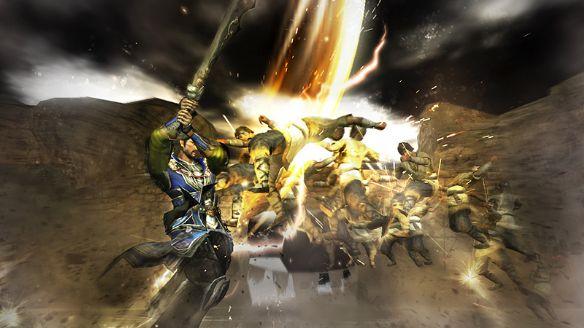 《真三国无双7:猛将传》游戏截图-4