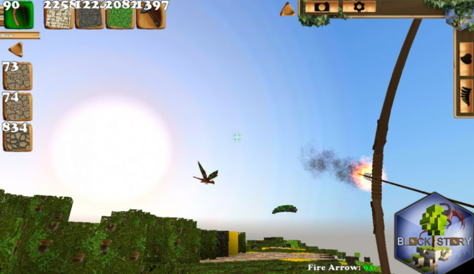 《方塊物語》游戲截圖