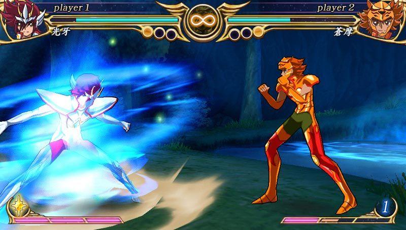 圣斗士星矢奥米加:终极小宇宙游戏截图图片(4)