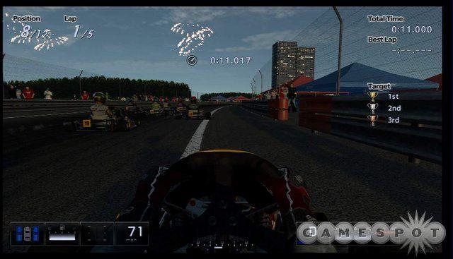《GT赛车5》游戏截图